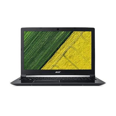"160843 Acer Aspire A717-71G-735Q 2.8Ghz I7-7700Hq 17.3"" 1920 X 1080Pixel Nero Co"
