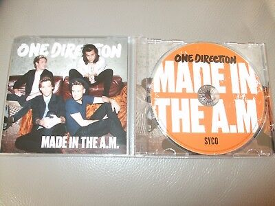 One Direction - Made in the A.M. (CD) 13 Tracks - Mint/New - Fast Postage