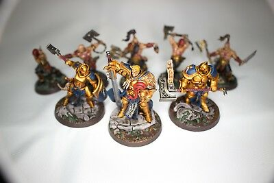Warhammer Underworlds: Shadespire Starter Set Painted