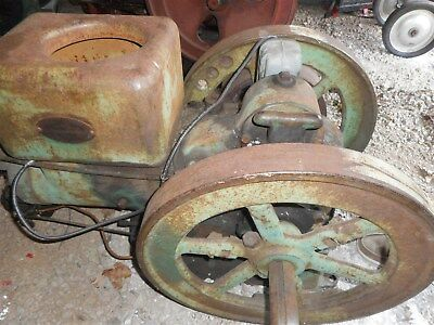 Fairbanks Morse Z 3 HP Hit And Miss Engine