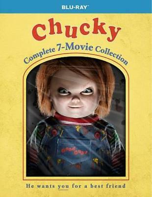 Chucky: 7-Movie Collection New Blu-Ray Disc