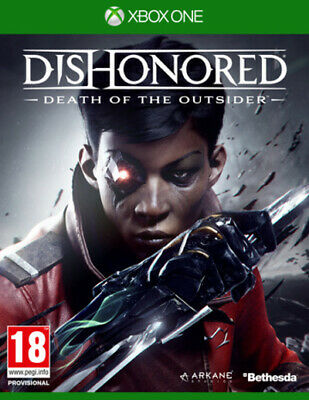 Dishonored: Death of the Outsider (Xbox One) VideoGames