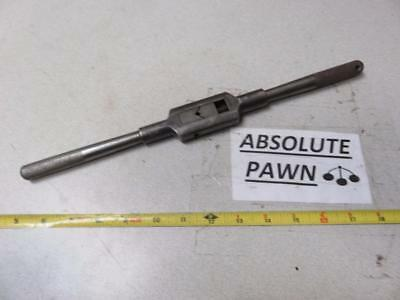 Gtd Us Made # 6 Machinist Tap Handle Tap Machinist Tools