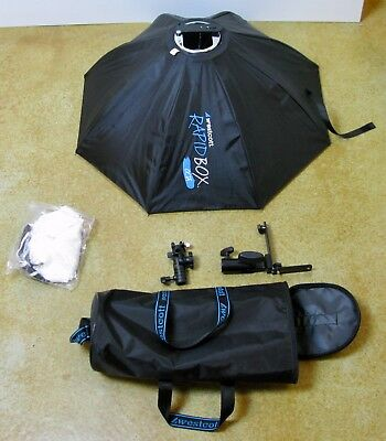 "Westcott Rapid Box - 26"" Octa - Collapsible Softbox - Gently Used"