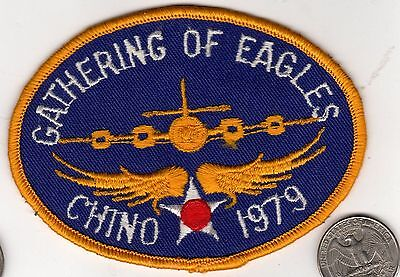 Post WWII US Army Air Corps Air Force China Burma India CBI Commemorative Patch