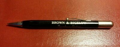 Vintage Brown & Bigelow St. Paul MN Advertising Mechanical Pencil Lighter WORKS