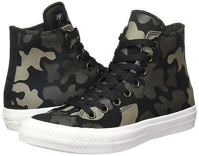 14ab24016f Converse Unisex Chuck Taylor All Star Camo High Top Sneaker;