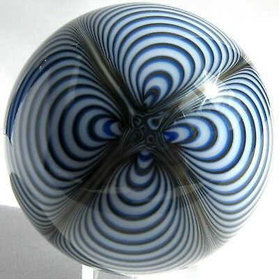 Briefbeschwerer / Paperweight STEPHEN SMYERS / NORTHERN STAR ART GLASS