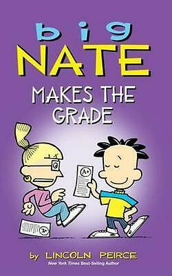 NEW Big Nate Makes The Grade by Lincoln Peirce BOOK (Hardback) Free P&H
