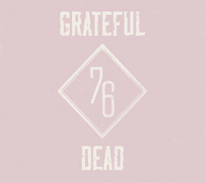 Grateful Dead : Summer '76: The Complete Broadcasts CD (2017) ***NEW***