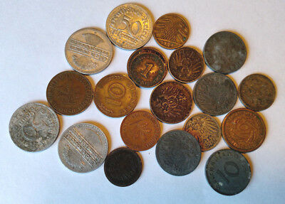 World Coin collection of Germany