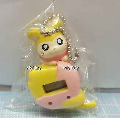 Hamtaro Mini Figure Keychain Mascot, #2, 1pc - Epoch   , #ok
