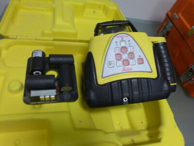 LEICA Rugby 200 rotary laser level