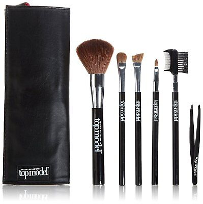 Next Top Model Brush Gift Set - Pack of 5/ Tweeze and Wrap Bag