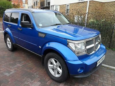 Dodge nitro sxt 2.8 diesel commercial jeep 4x4. px welcome