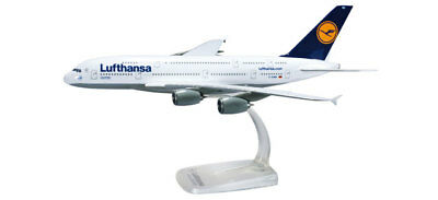 Herpa Snap Wings 1:250 Airbus A 380-800 Lufthansa 607032