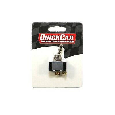 QuickCar 50-500 25 AMP Replacement On/Off Toggle Switch 12 Volt Single Pole