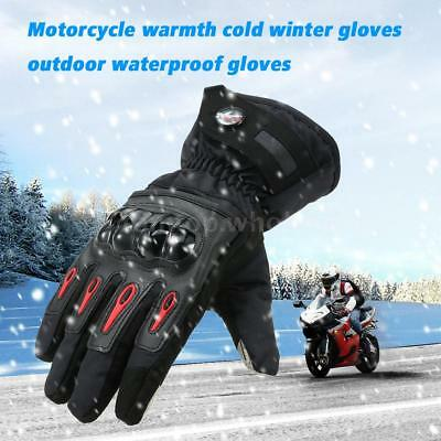Pro-Biker Winter Motorcycle Gloves Moto Warm Protective Riders Gloves New