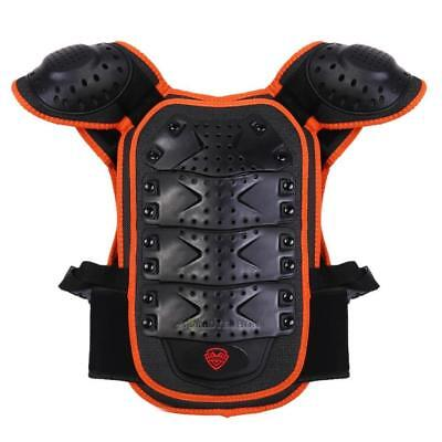 GUARD MOTOCROSS CHEST ROOST PROTECTOR Racing Bicycle body armour for Child Kids