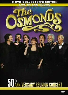 The Osmonds - Live In Las Vegas [2007] [DVD] -  CD 7MVG The Fast Free Shipping
