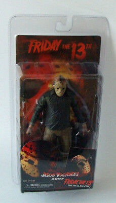 Friday the 13th The Final Chapter - Jason Voorhees 18 cm Figur Neca - Neu