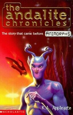 The Andalite Chronicles (Animorphs) by Applegate, Katherine Paperback Book The