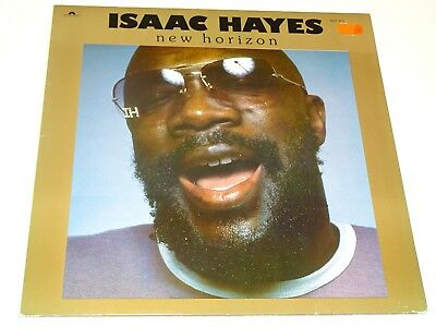 Isaac Hayes Nm Lp New Horizon  Menage A Trois Disco Funk |23