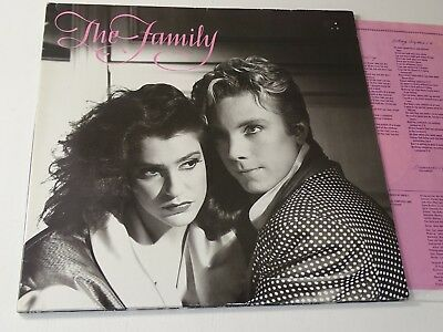 The Family Lp Nm Same S/t Funk Prince Foc Ois |50