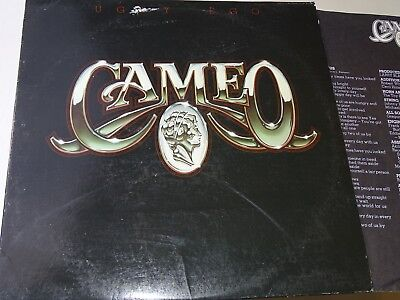Cameo Orig Usa Lp Funk Ugly Ego 1978 Chocolate City Vg++ |101
