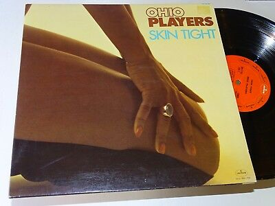 Ohio Players Nm Orig. Usa Lp Skin Tight Funk Breaks Foc Rare |83