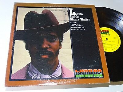 Lonnie Smith Orig Usa Kudu Lp Mama Wailer Jazz Funk Vg+ |73