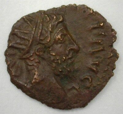 Tetricus I 270-273 Ad. Ae Antoninianus  From The British Hoard  Choice Unc