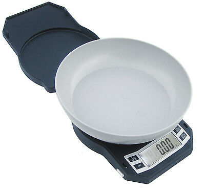 AWS LB 501 Digital Counting Scale Grain Kitchen Jewelry Bowl 500g x 0.01g Gram