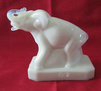 Boyd Glass  Zack The Elephant (Snow Opalescent)First Five Years)