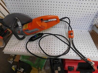 "Husqvarna K3000 Wet Electric Corded Concrete Saw 14"" *MINT CONDITION*100%RATED*"