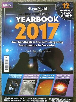 Discover Space Yearbook Sky at Night magazine Stargazing Astronomy Star Charts