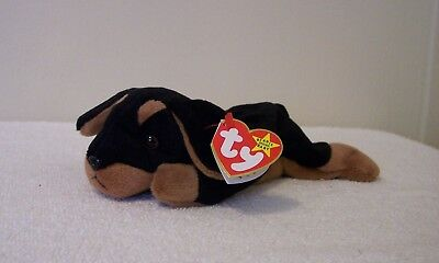 "Ty Beanie Babies Collection    ""doby"""