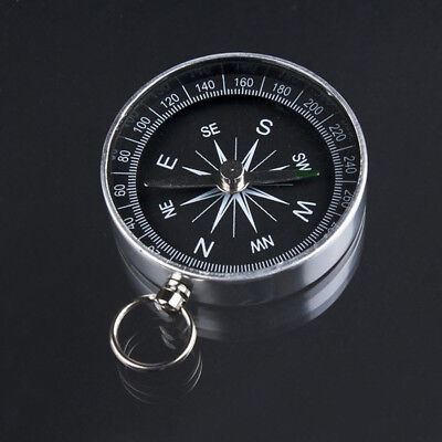 Aluminum Hiking Lightweight Wild Survival Professional Compass Navigation Tool