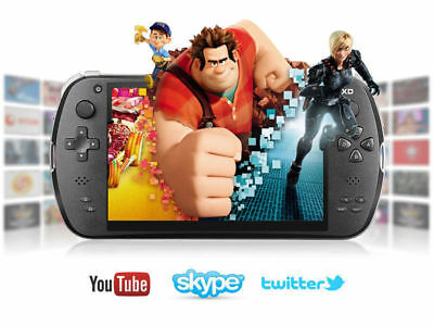 "JXD S7800B 7"" 4-Core 1.6GHz HD IPS Spiel-Konsole Console Giochi Tablet GamePad"