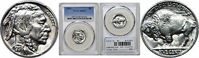 1936 Buffalo Nickel PCGS MS-67