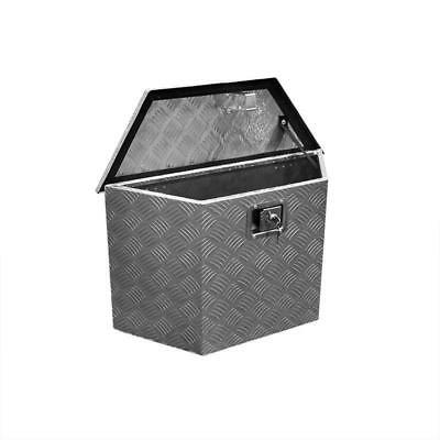 Aluminum Chest with Castle Tool Box deichselbox Transport Pendant