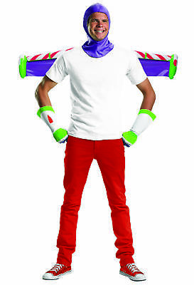Buzz Lightyear Kit Adult  Costume Accessories