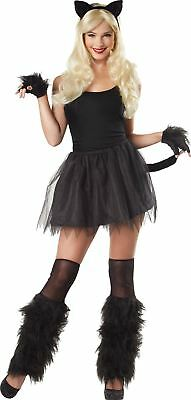 Kits Kitty 4 Piece Adult Women Costume Accessories