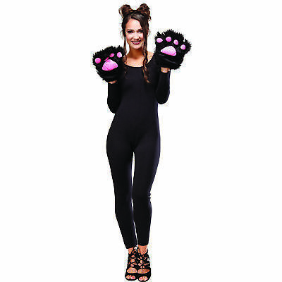 Kitty Paws Adult Unisex Costume Accessories