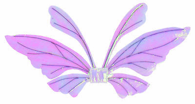 Wings Tail Opal Opal  Costume Accessories