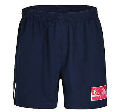 "QLD Reds 2017 6"" Gym Shorts  Sizes S - 7XL  **SALE PRICE**"