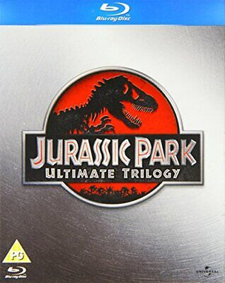 Jurassic Park Ultimate Trilogy [Blu-ray][Region Free] -  CD SIVG The Fast Free
