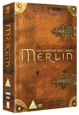 Merlin: Complete Series 1 DVD (2009) Colin Morgan