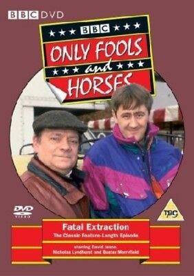 Only Fools and Horses: Fatal Extraction DVD (2004) David Jason ***NEW***