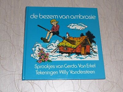 *** Kinderboek  :  illustraties WILLY VANDERSTEEN ***